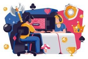 การเล่นเกมคอมพิวเตอร์อาจให้การสอนความเป็นอยู่ที่ดีความได้เปรียบทางสังคมการตรวจสอบพบ